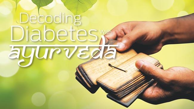 diabetes and ayurveda