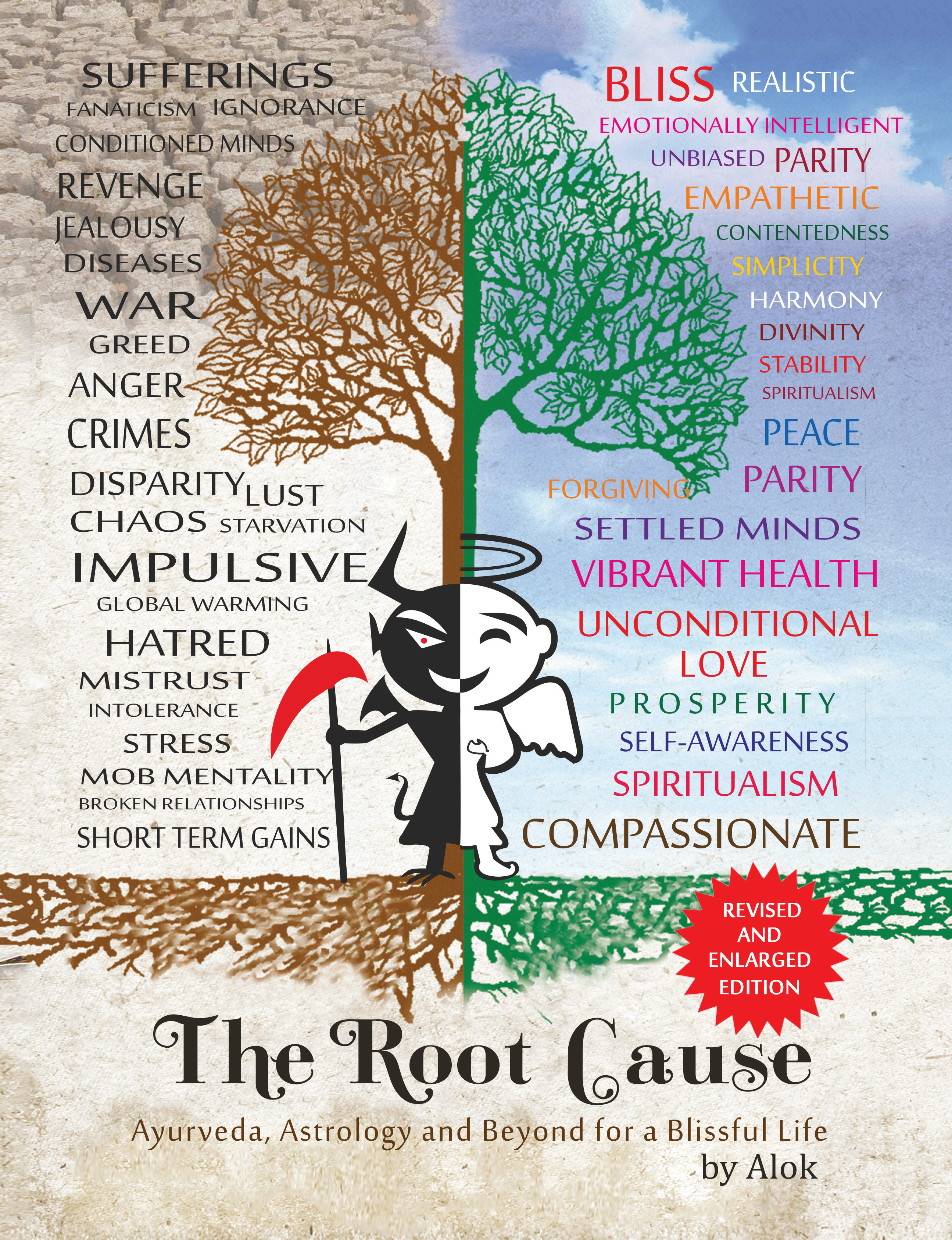 Ayurveda Book – THE ROOT CAUSE